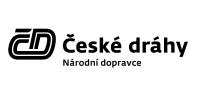 logo České dráhy větší